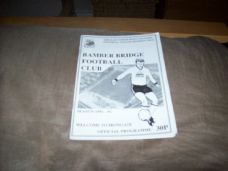 Bamber Bridge v Blackpool Mechanics, 1991/92